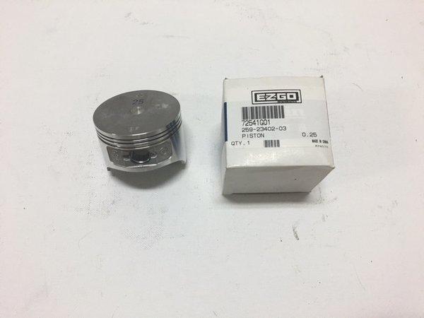 Piston, .25mm (Fits EZ Gas 11hp)