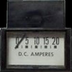 Ammeter 48v/20A (Fits CC)