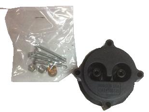 Receptacle (Fits YA Electric 48V G19, G22)