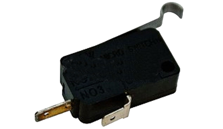 Micro Switch, 2 prong (Fits CC G&E 1980-up 36V)