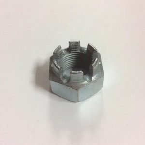 Front Spindle Nut  (Fits CC 1974-03)