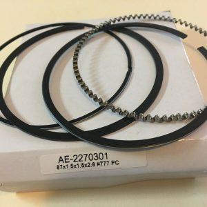 Club Car FE 400 Piston Ring Set