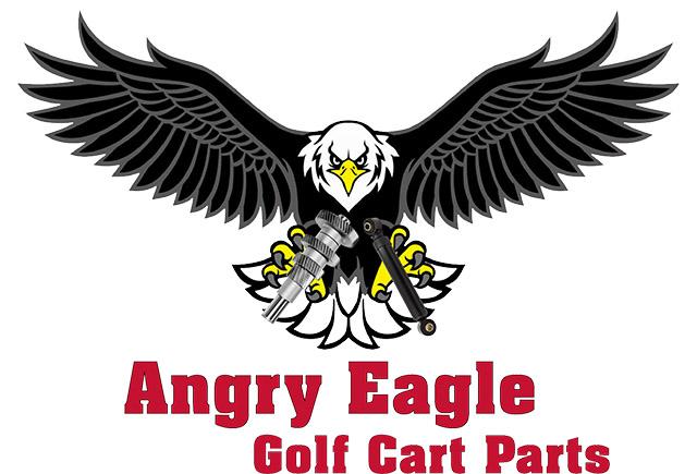 Angry Eagle Golf Cart Parts